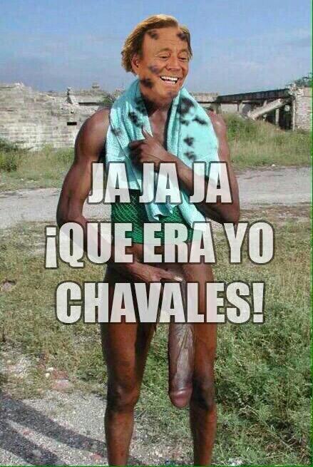 Julio Iglesias es el Negro del Whatsapp