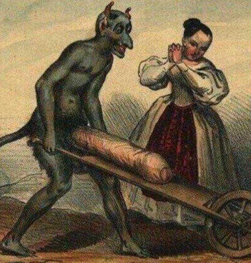El negro del whatsapp versión medieval