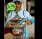 Pescador negro del whatsapp