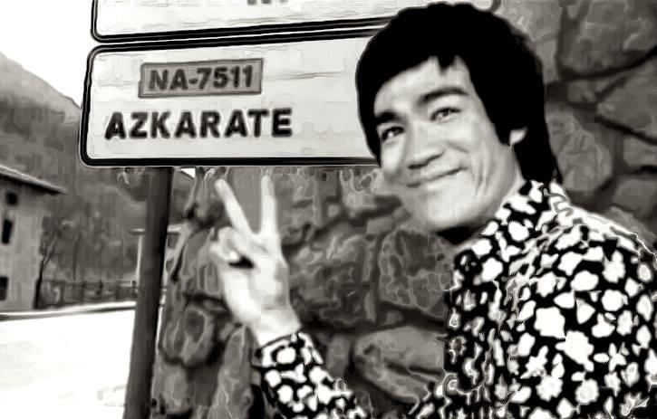 Azkarate o haz karate