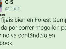 Forest Gump Runner Facebook